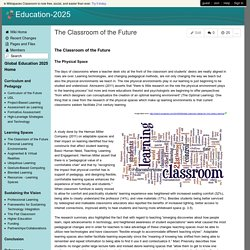 Education-2025 - The Classroom of the Future