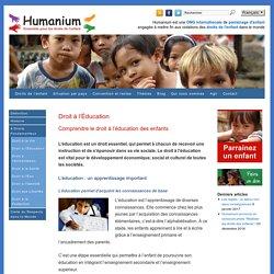 Droit à l'Éducation : Comprendre le droit à l'éducation des enfants