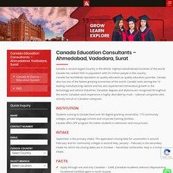 Canada Education Consultant