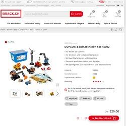 LEGO ® Education DUPLO® Baumaschinen Set 45002