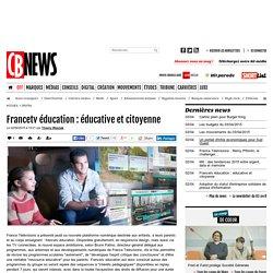 Francetv éducation : éducative et citoyenne