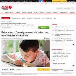 Éducation. L'enseignement de la lecture, une histoire d'alchimie