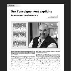 Éducation. Entrevue Steve Bissonnette.pdf