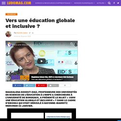 Vers une éducation globale et inclusive ?