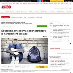 Éducation. Une journée pour combattre le harcèlement scolaire