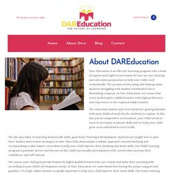 Dare learning Programme