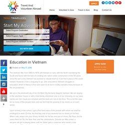 Education in Vietnam - goidex