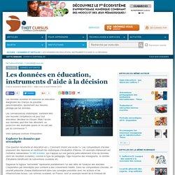 Les données en éducation, instruments d'aide à la décision