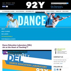 Dance Education Laboratory