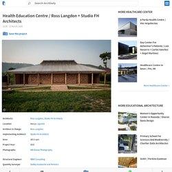 Health Education Centre / Ross Langdon + Studio FH Architects