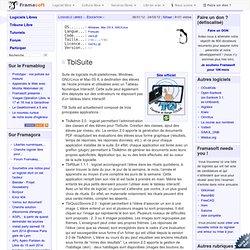 TbiSuite - Éducation