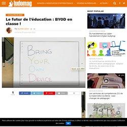 Le futur de l'éducation : BYOD en classe ! – Ludovia Magazine