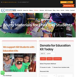Education Material for Girl Students in India