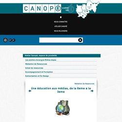 Une éducation aux médias, de la 6ème à la 3ème - Canopé de Lyon
