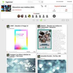Éducation aux médias (EMI) - Tagmmer