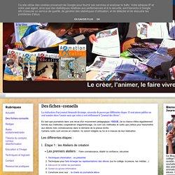 Journal scolaire: Des fiches pour t'aider