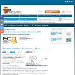MOOC - DIY Education aux médias et à l'information (EMI)