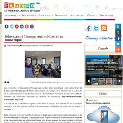 Education à l'image, aux médias et au numérique
