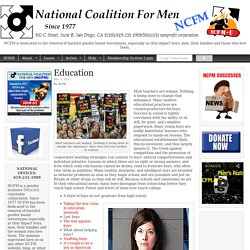 National Coalition For Men (NCFM)