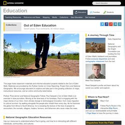 Out of Eden Education