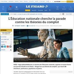 L'Éducation nationale cherche la parade contre les théories du complot