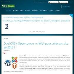 Tice Education : Le portail de l'Éducation numérique - Tice, TBI, codage, supports de cours, B2i, Quizz C2i