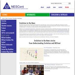 NESCent: Education & Outreach: Postcasts