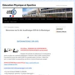 EPS - Académie de Martinique