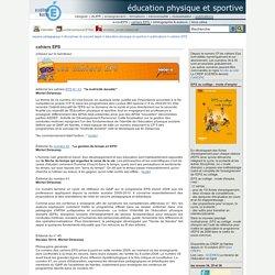 éducation physique et sportive - cahiers EPS