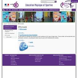 EPS et santé — Site Education Physique et Sportive