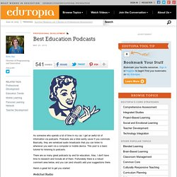 Best Education Podcasts