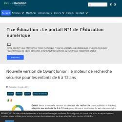 Tice Education : Le portail de l'Éducation numérique - Tice