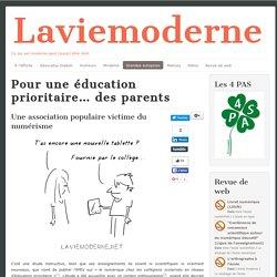 blog laviemoderne : Loys Bonod professeur de français