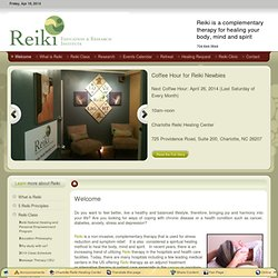 Reiki Education, Inc. Home