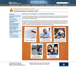 State Education Reforms (SER) - Welcome to the Website on State