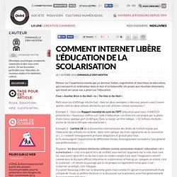 Comment Internet libère l'éducation de la scolarisation » Article » OWNI, Digital Journalism