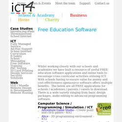 Free Education Software for Children to Excel in Cornwall