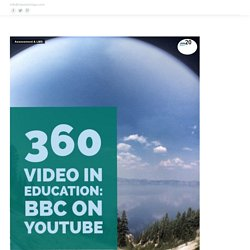 360 Video Education Spotlight: BBC on YouTube