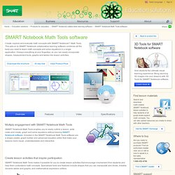 SMART Notebook Math Tools for Education