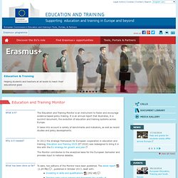 European Commission - European Online Education and Training Monitor eac