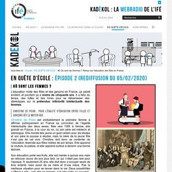 épisode 2 — La WebRadio de l'Institut Français de l'Éducation