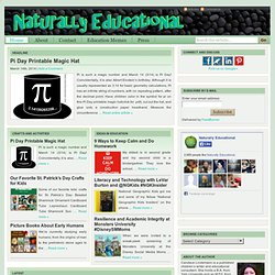 Naturally Educational: Lesson Plans, Activities, and Crafts for Early Childhood Education