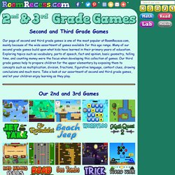Free Educational Computer Activities for Elementary Students