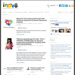 inov8 Educational Consulting - Innovation in special education for 21st Century Learning