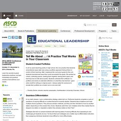 Educational Leadership:Instruction That Sticks:A Practice That Works in Your Classroom