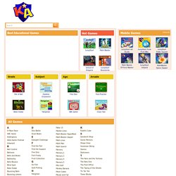 Educational Games – Free Kids Educational Games at Knowledge Adventure