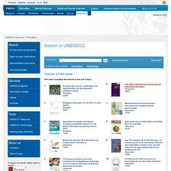 UNESDOC Database