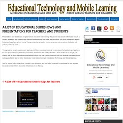 Ed Tech Start Ups Group News