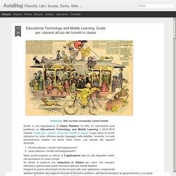 Educational Technology and Mobile Learning: Guida per i docenti all'uso dei fumetti in classe