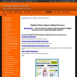 Educational Technology / Digital Learining